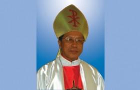 Archbishop Nicholas Mang Thang, Mandalay Archdiocese